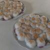 2019年4月7日は旧暦の3月3日「Tết Hàn thực」(寒食節)で「bánh trôi(バインチョイ)」(茹で餅)を食べる日
