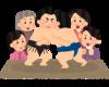 レスリングもアメフトもボクシングも体操も、やっぱり相撲には敵いませんでしたか