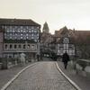 ドイツのど真ん中の水辺 8 ヴェラ川の行き着く町 ハン・ミュンデン