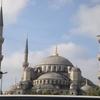 トルコ旅行(9) 4日目 ブルーモスクを観る@イスタンブール 2010/09/20(月)
