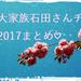 大家族石田さんち2017放送予定は!長女と三男の行方…お母ちゃん動画配信再開!
