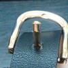 とにかく簡単にベルトの穴あけをしたかったのでネジを使ってみた件