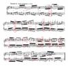 Bach Goldberg Variations 3.  Canone all'Unisono