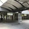 千早駅に訪問