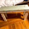 すのこベッド 布団落ち防止台作成