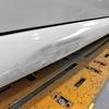 ニュービートル(サイドシル)ヘコミ・キズの修理料金比較と写真 初年度H16年、型式9CAWU