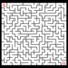 コラボ迷路:問題10-『矢印付き迷路』×『スクロール迷路』