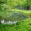 菖蒲池(山梨県南アルプス)