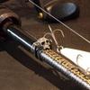 【ロッドジュエリー】骸骨デザインのフックキーパー「NEWスカルフックキーパーシルバー」通販予約受付開始!