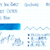 #0880 ROBERT OSTER School Blue