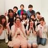 みんなで写真を撮ったのですよ(*^^)v