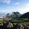 【登山】真夏の「久住山」をPentax K-5で激写する!