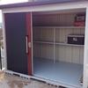 アウトドア用品を収納出来る大きな物置を購入!転倒防止工事(アンカー工事)をDIY