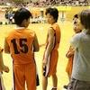 バスケットボール市内大会:男子惜敗