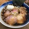 麺や 渦雷(KARAI)@辻堂の蛤煮干ソバ醤油