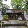 雨の麻賀多神社(佐倉市)は美しかった August 2017