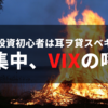 VIXの過去最高値は? VIX (恐怖指数)とは?
