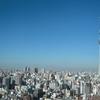 大阪から東京へ行くには5通りの方法がある