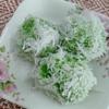 マレーシアの丸くて可愛いお団子菓子Onde Onde(オンデ オンデ)