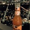 【新失恋ブログ】10日目 後編。大阪のビル夜景とビール。