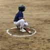 親バカだけど野球の試合での一挙手一投足が可愛かった(笑)