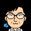 ブログ用の似顔絵を作ってみました。