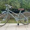 念願の自転車きたー!