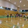 東SCバウンドテニス教室 第1回