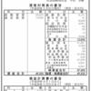 三菱UFJキャピタル株式会社 第45期決算公告