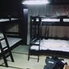 ゲストハウス開業に向けて二段ベッド導入しました。