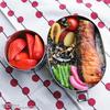 #517 鮭の味噌漬け焼き弁当
