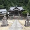 7代目市川團十郎(市川海老蔵)が箸蔵寺に寄進した灯籠