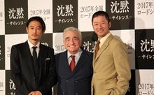 映画『沈黙-サイレンス-』M.スコセッシ監督が来日!記者会見での「生」英語を リスニング