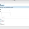 データベースサイトの構築 flaskによるwebアプリ開発