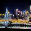 iPhoneで夜景撮影!!スマホで中国の夜景を撮ってみた