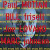 Paul Motian: Bill Evans (1990) はじめてロヴァーノがいいなあ、と