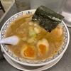 【人形町】東京豚骨拉麺 ばんから 人形町店:豚骨醤油の味玉ばんから850円、味はまあまあ