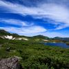 【登山記】 天空の大池とも呼ばれる白馬大池の水面鏡とテント泊は最高だった…
