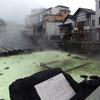 日本一周45日目 群馬 草津温泉で湯もみ体験 榛名神社から富岡製糸場