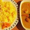 ●稲毛「カレーレストラン・シバ」のシュリンプカレー2種その2