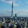 東京観光パート3(ディズニーからホテル編)