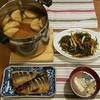 2018/04/04の夕食