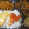 「琉花」の「茄子の豆板醤炒め(日替わり弁当)」300円 #LocalGuides