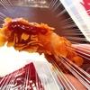 【後がけソースが美味い!】ケンタッキーのえびパリパリフライが「レッドホットシュリンプ」となって再登場!