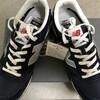 誕生日プレゼントに靴(ニューバランス996)をもらいました。