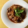 【ハンガリー料理】フライパンで作る!鶏レバーの炒め煮「Resztelt máj:レステルト マーイ」作り方・レシピ。