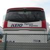 名鉄バスの車庫に集う長距離高速バス