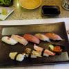 台湾で寿司を食べる♪