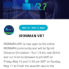 Ironman VR7