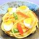 【レシピはこちら】ゆでたまごで作る!簡単オイルパスタ